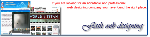 Flash Website Design Kolhapur